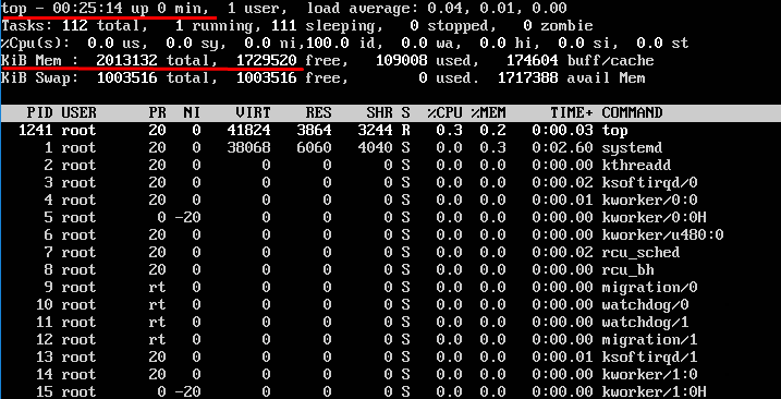 After reducing memory amount to 2 GB and rebooting the VM