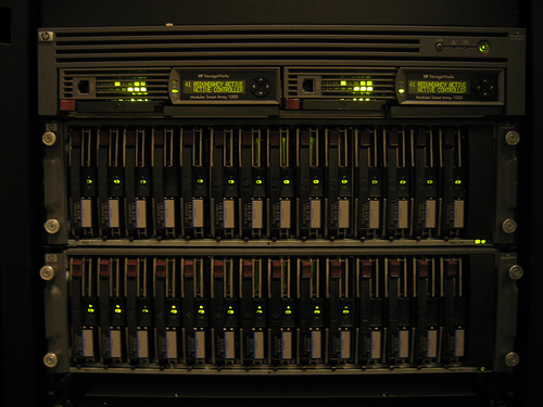 Image result for Storage Area Network device