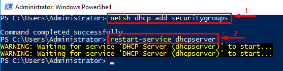 Add permission to manage DHCP