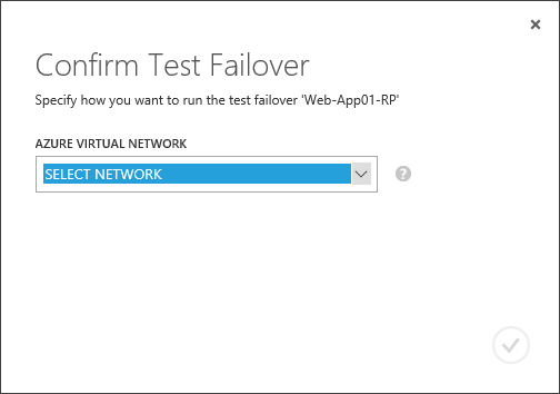 Test Failover